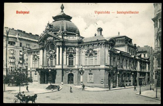 budapest-1909-vigszinhaz-regi-kepeslap-0